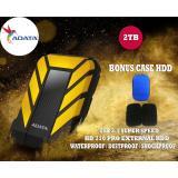 Jual Adata Hardisk External 2Tb Usb 3 1 Hd710 Pro Bukan Yang Biasa Antishock Waterproof Dustproof Ext Hardisk 710 Pro Ext Hdd Kuning Gratis Case Hdd Branded Original
