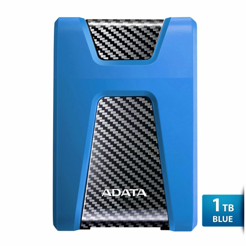Jual Adata Hd650 Blue Hard Disk Eksternal Usb3 1 Anti Shock Adata Murah