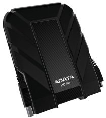Jual Adata Hd710 1Tb Waterproof Dustproof Shock Resistant Usb 3 External Hard Drive Black Antik