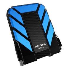 Harga Adata Hd710 1Tb Waterproof Dustproof Shock Resistant Usb 3 External Hard Drive Blue Adata Asli