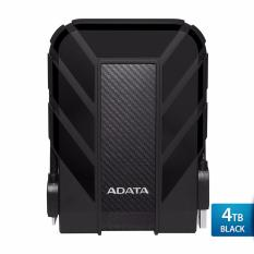 ADATA HD710 Pro - 4TB Hitam - Hard Disk Eksternal USB3.1 Anti-Shock & Waterproof