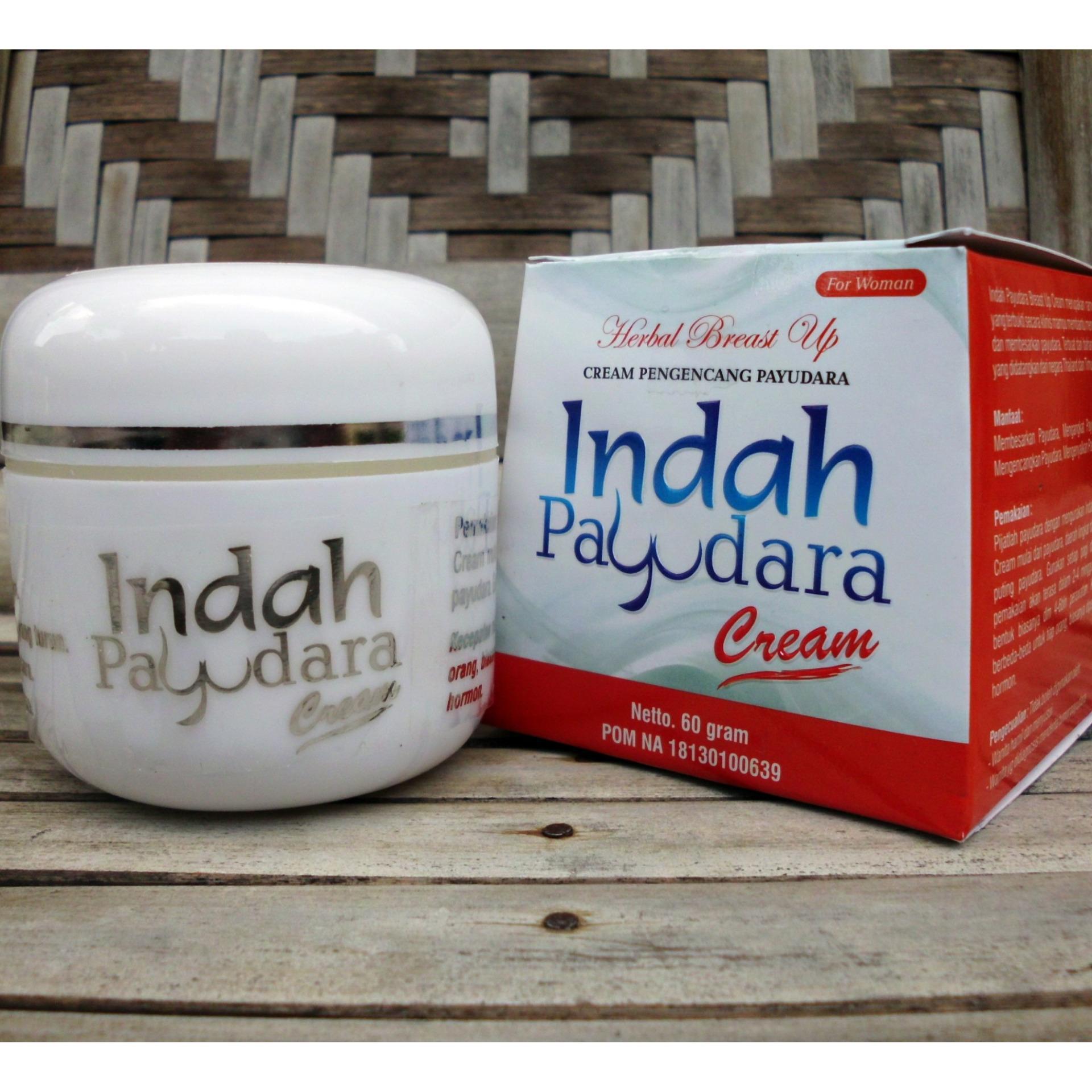 Addawa Indah Payudara Cream - 60g