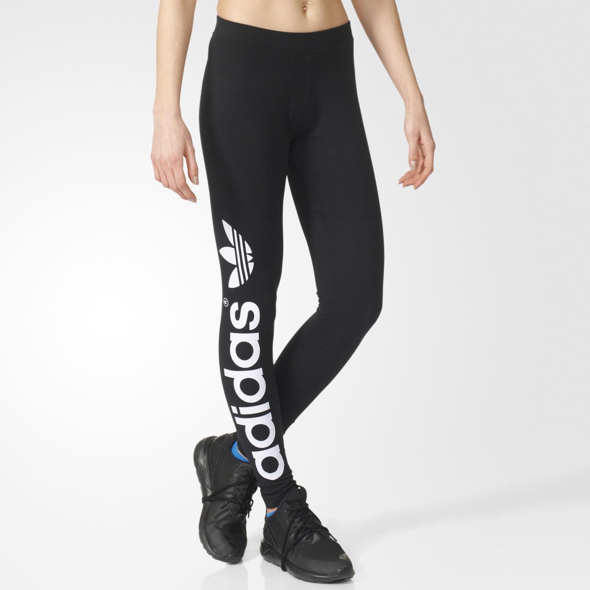 Adidas Celana Legging Linear legging AJ8081 hitam