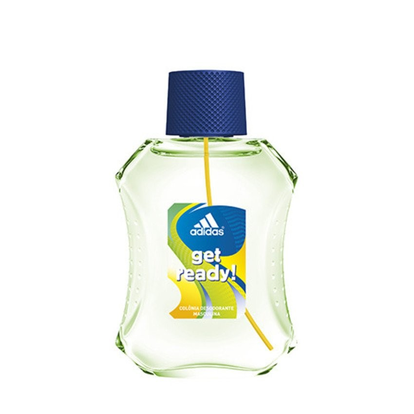 Jual Adidas Get Ready Men 100Ml Import