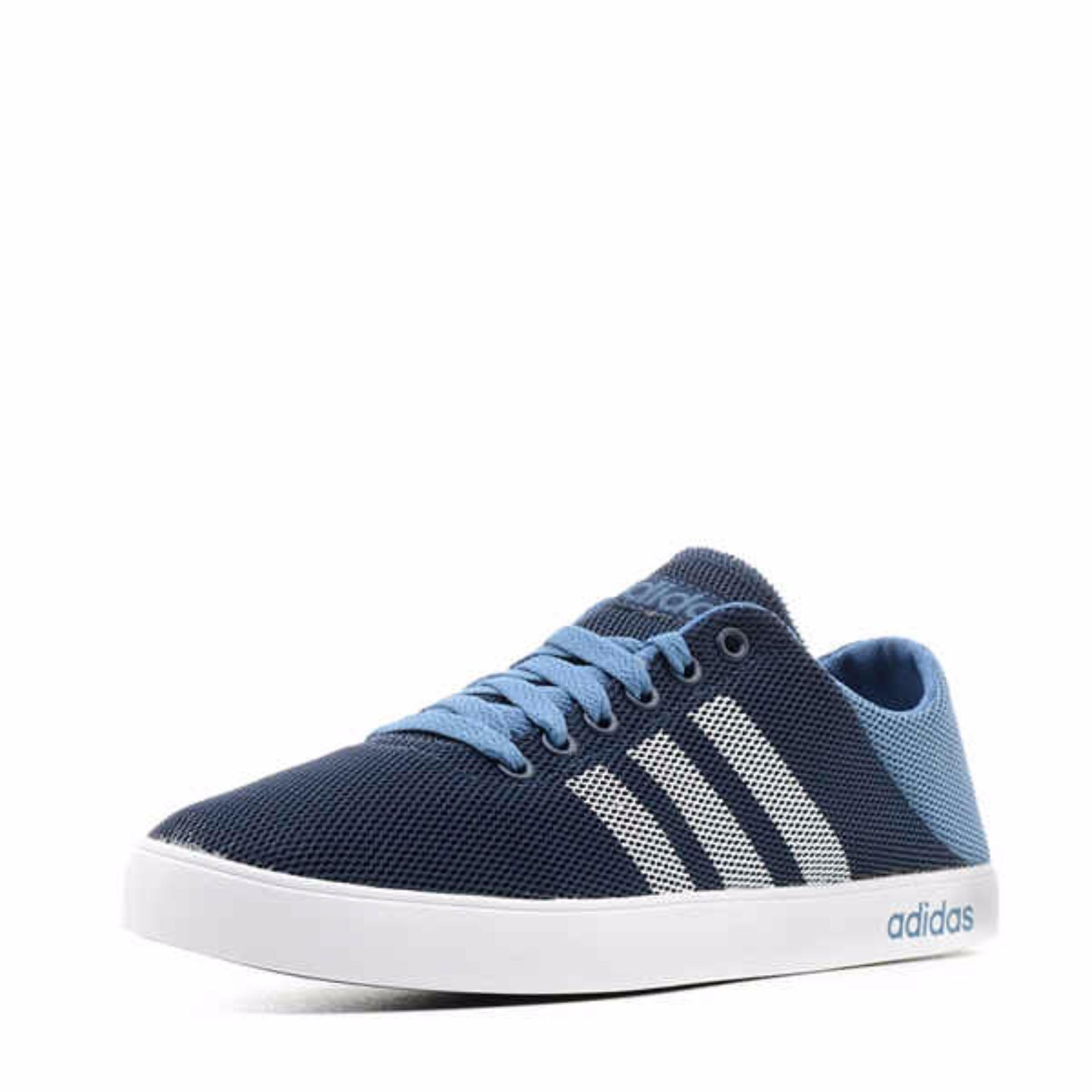 Beli Adidas Men Running Vs Easy Vulc Sea Sepatu Lari F99173 Adidas