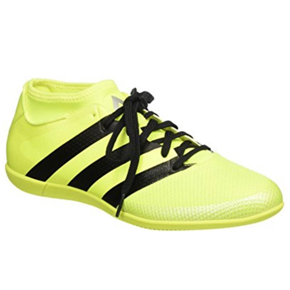 Beli Adidas Sepatu Futsal Ace 16 3 Primemesh In Aq3419 Kuning Kehijau Nyicil