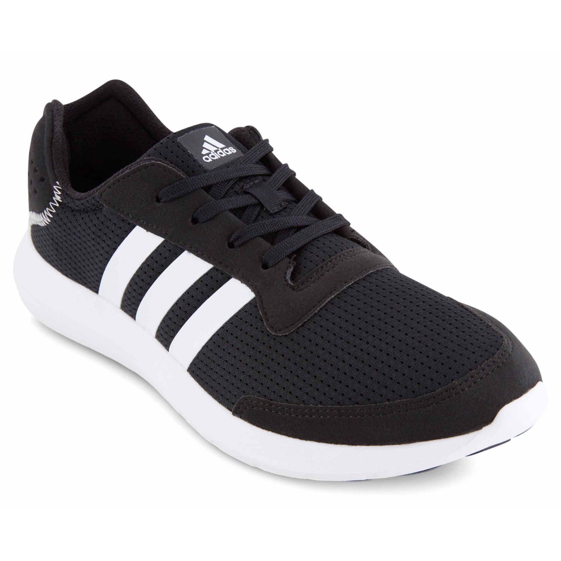 Adidas Sepatu Running Element Refresh Ba7911 Hitam Terbaru