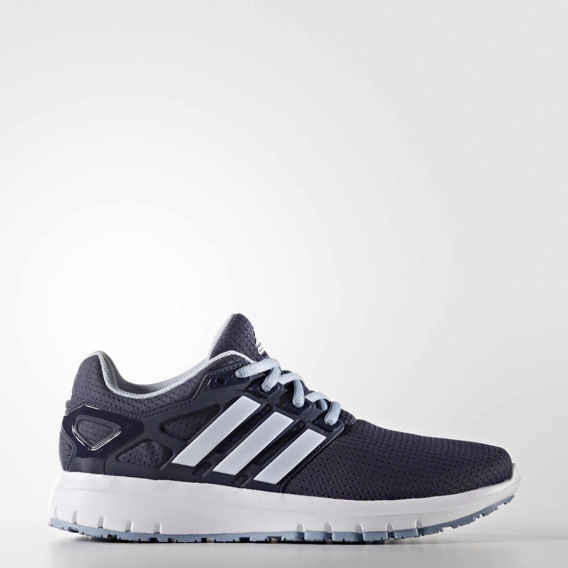 Adidas Sepatu Running Energy Cloud WTC W - BB3163 - Abu tua