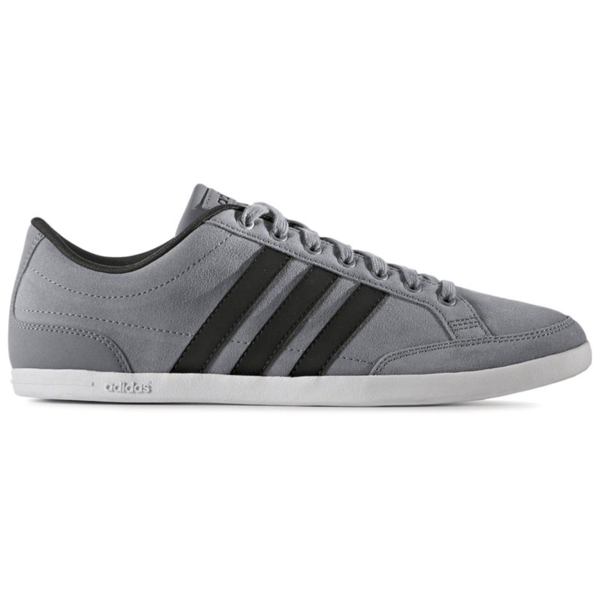 Harga Adidas Sepatu Sneaker Adineo Caflaire B74611 Abu Yang Bagus