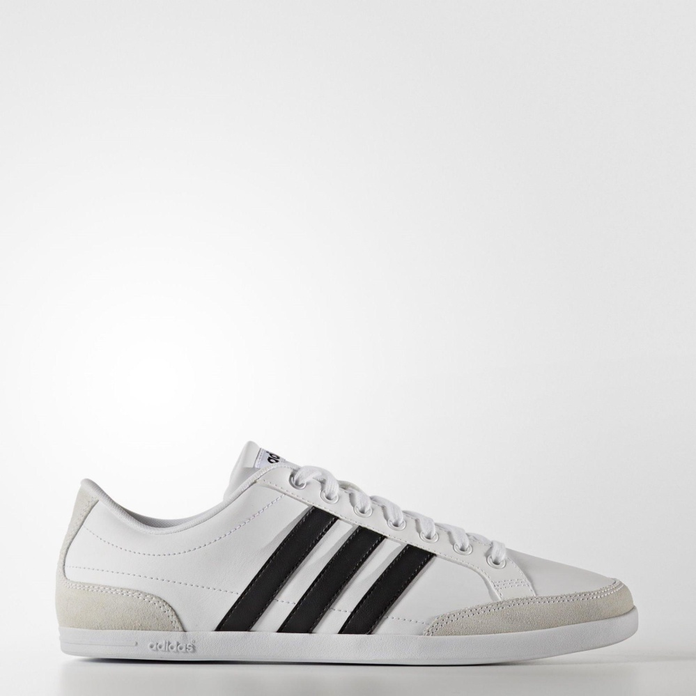 Beli Adidas Sepatu Sneaker Adineo Caflaire B74614 Putih Jawa Barat