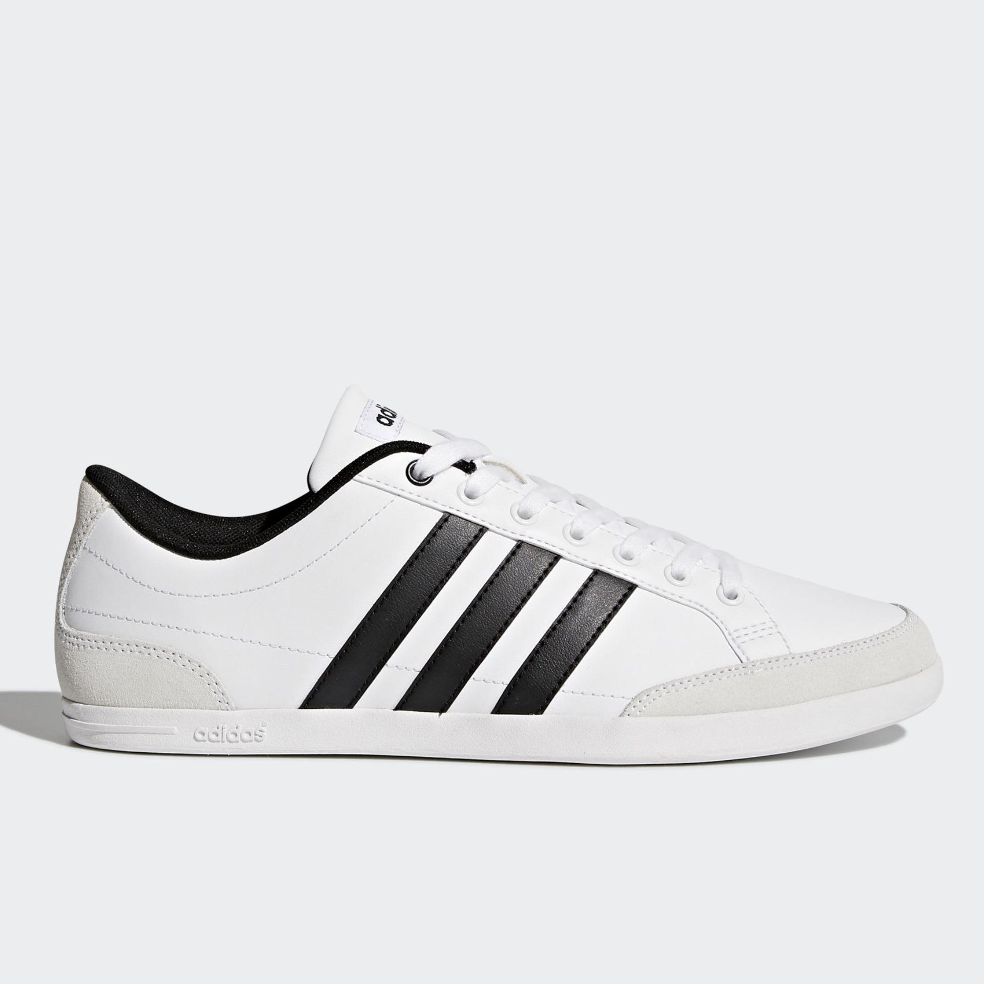 Spesifikasi Adidas Sepatu Sneaker Adineo Caflaire Bb9705 Putih Yang Bagus Dan Murah