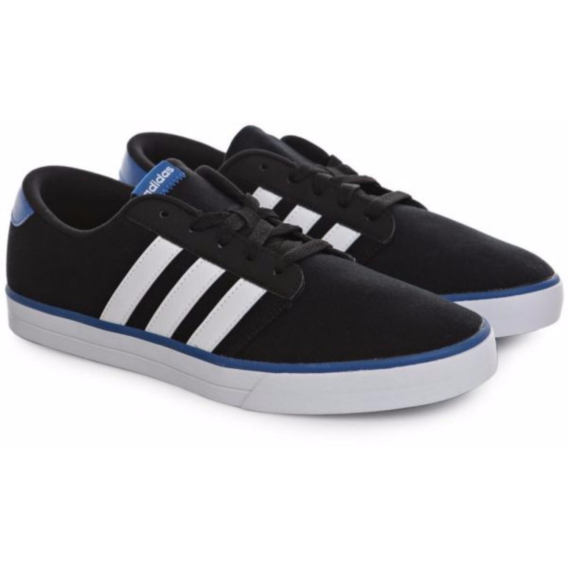 Berapa Harga Adidas Sepatu Sneaker Adineo Vs Skate Aq1484 Hitam Biru Di Jawa Barat