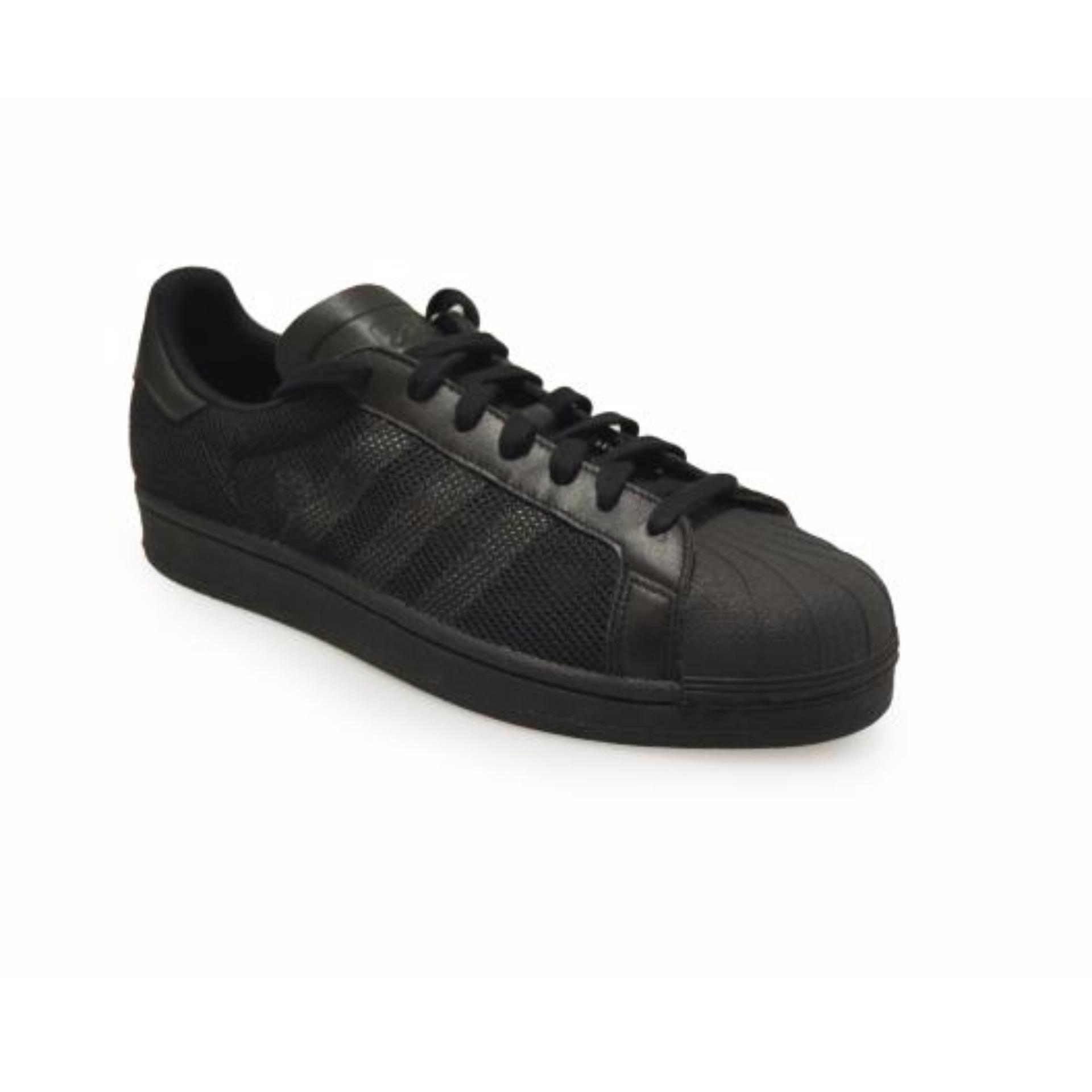 Adidas Sepatu Superstar Triple BB3694 Hitam