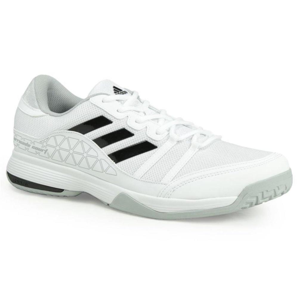 Harga Adidas Sepatu Tennis Barricade Court Wide Bb3363 Putih