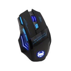 Jual Beli Yg Dpt Mengatur 2400 Dpi Optik Mouse Gaming Nirkabel Permainan Biru Di Hong Kong Sar Tiongkok
