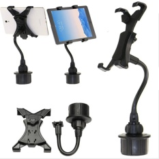Adjustable Bendy Car Cup Holder Gunung Untuk 5 5 10 Inches Smartphoneipad Kindle Galaxy Tablet Pc Intl Oem Diskon 40