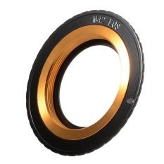 Adjustable Mengkonfirmasi Adaptor untuk M42 Lensa untuk Canon EOS Kamera Adapter Ring DC703-Intl