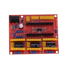 ADS CNC Shield V4 Engraving Machines A4988 Driver Expansion Board For 3D Printer - intl