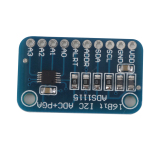 Beli Ads1115 Adc 4 Channel 16Bit I2C Pga Daya Rendah For Arduino Raspberry Pi 2 Bolehdeals Asli