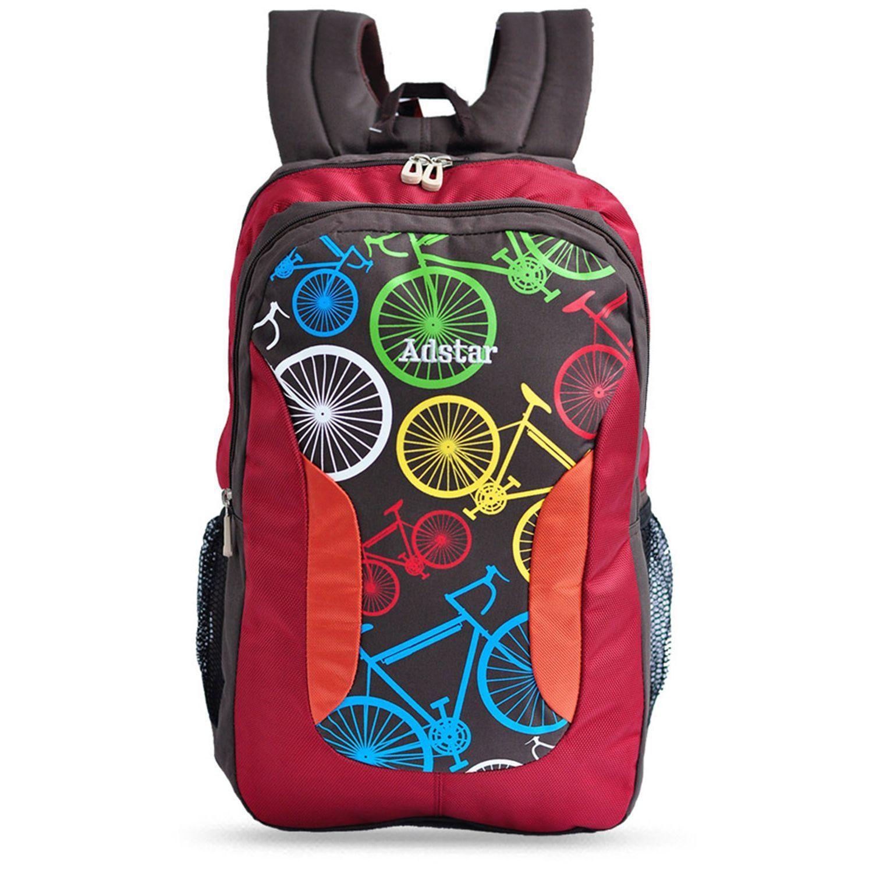 Varka Backpack T44 Merah Hitam Daftar Harga Terbaru Dan Terlengkap Ubercaren 0017 Dongker Adstar Bikes