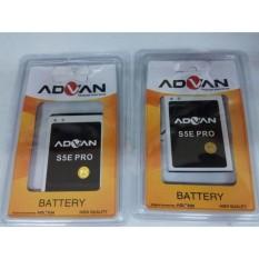 Advan Baterai Batt Batre Battery Advan S5E Pro - Foto Asli