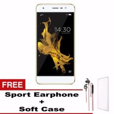 Advan G1 - RAM 3G/ROM32GB - 4G/LTE + Free Earphone+Softcase