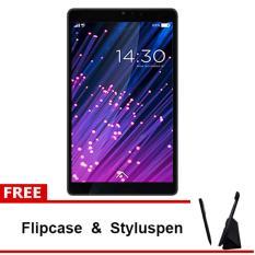 Advan i10 4G LTE RAM 2/16GB - Blue + Free Flipcase + stylus pen
