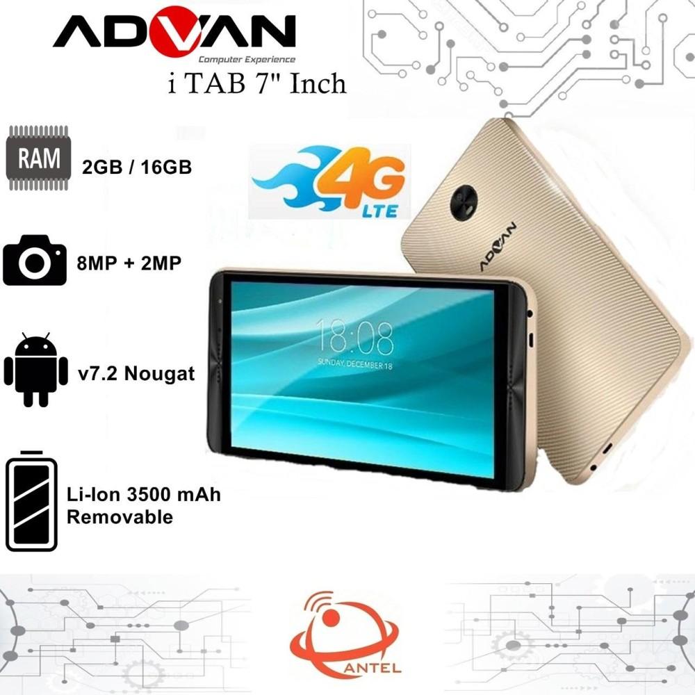 Advan iTAB - 4G/LTE - 7