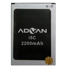 Advan Original Battery - Baterai Original Advan i5C - 2200 mAh