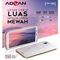 Advan S5E Full View 4G LTE 1/8GB Camera Dual Sim