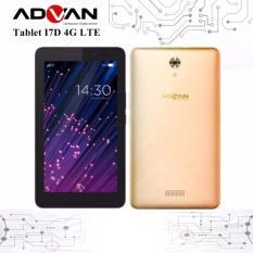 Harga Advan Tablet I7D New Tab 4G Lte 7 Inch Fullset Murah