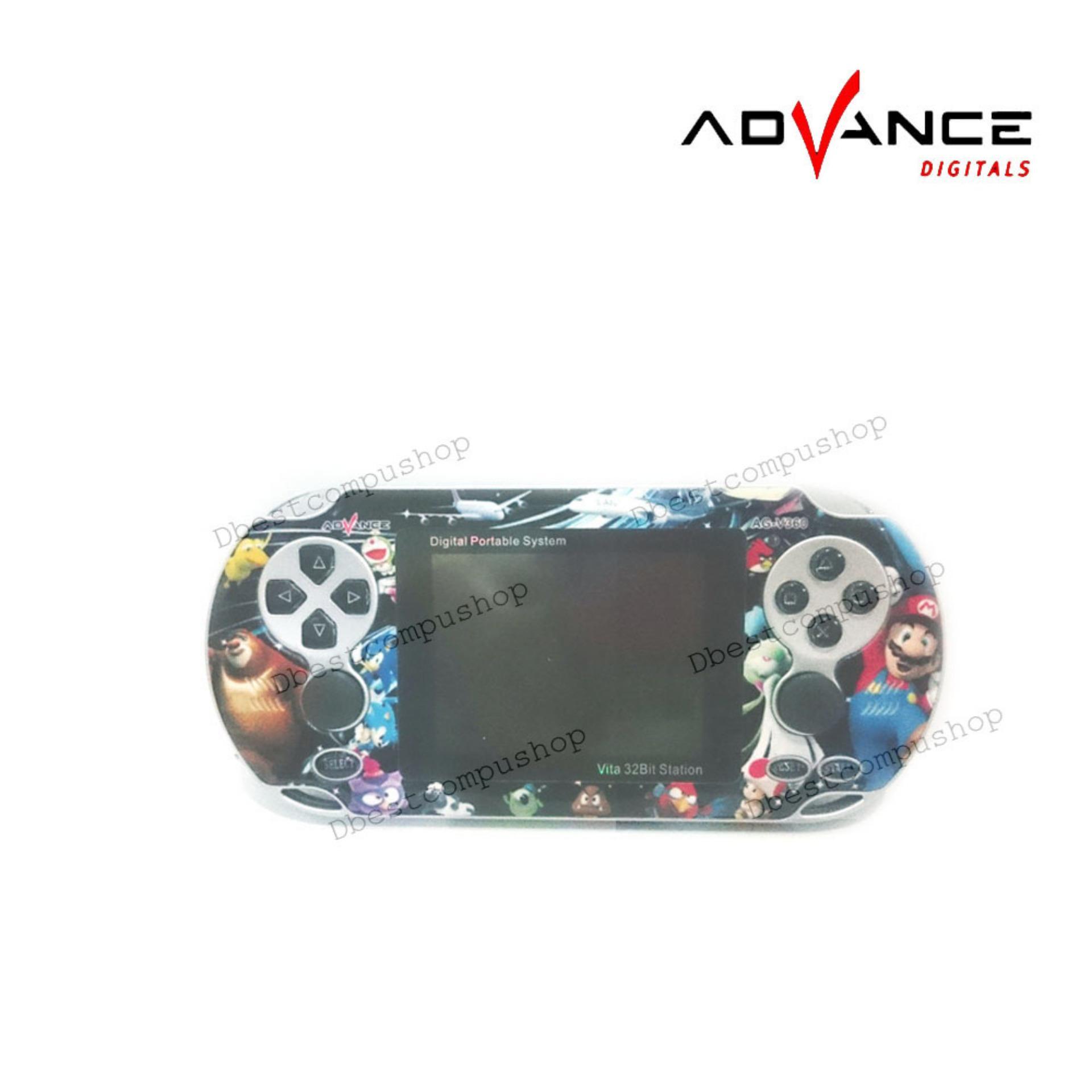 Advance AGV360 Pocket Game 32Bit - Random