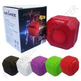 Jual Advance Es010N Speaker Mini Bluetooth Portable Support Handsfree Merah