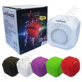 Jual Advance Es010N Speaker Mini Bluetooth Portable Support Handsfree Putih Import