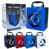 Advance H 14 Speaker Portable Jinjing Xtra Power Sound Biru Di Yogyakarta
