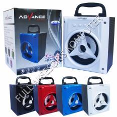 Toko Advance H 14 Speaker Portable Jinjing Xtra Power Sound Putih Online Terpercaya