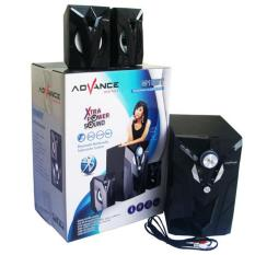 Katalog Advance M10Bt Speaker Bluetooth Multimedia Advance Terbaru