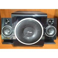 Jual Advance M980Fm Speaker Aktif Multimedia Online Di Indonesia
