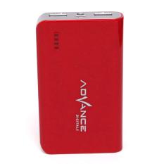 Jual Advance Power Bank S31 8800 Mah Red Original