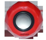 Harga Advance Speaker A 40 Portable Merah Advance