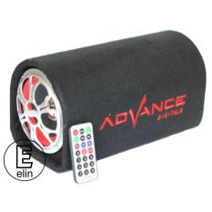 Advance Speaker Bluetooth Karaoke Super Woofer System - T101 BT - Hitam