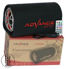 Beli Advance Speaker Bluetooth Karaoke Super Woofer System T101 Bt Hitam Advance Murah