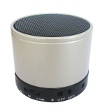Promo Advance Speaker Bluetooth Portable Cube Es 010 Silver Akhir Tahun