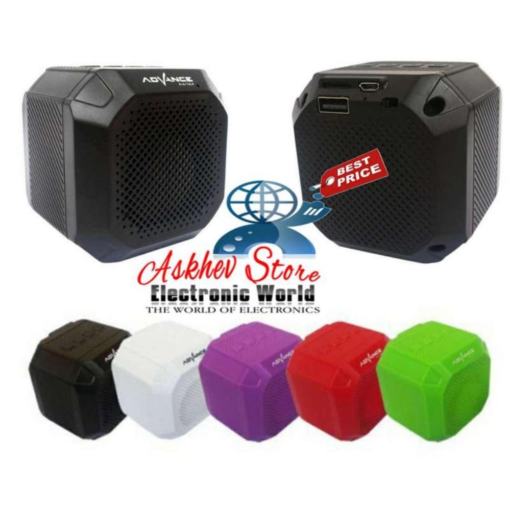 Harga preferensial Advance Speaker ES010N Xtra Power Sound bluetooth Subwoofer System terbaik murah - Hanya Rp59