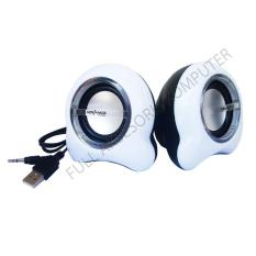 Advance Speaker Mini Usb Elfin Putih Diskon Indonesia
