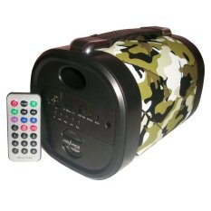 Beli Advance Speaker Portable Tp 700 Hijau Online Terpercaya