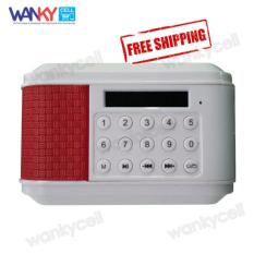 Spesifikasi Advance Speaker Portable Xtra Power Sound Tp 600 Merah Murah