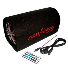 Diskon Advance Speaker T 101Kf Karaoke Fm 5 Black