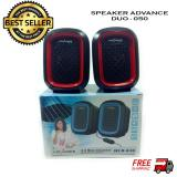 Harga Advance Speaker Usb Duo 050 Branded