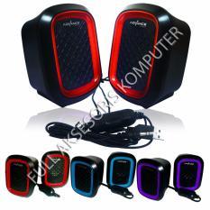 Advance Speaker USB Duo-050 - Merah